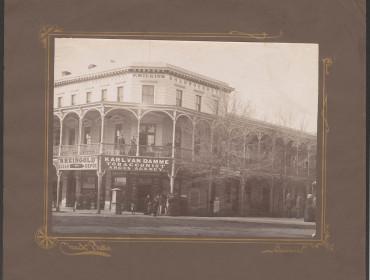 Lost Bendigo Photos - Chuck, Thomas Foster, 1826-1898, photographer.