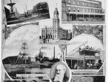 Lost Bendigo Photos - Melbourne : David Syme and Co.