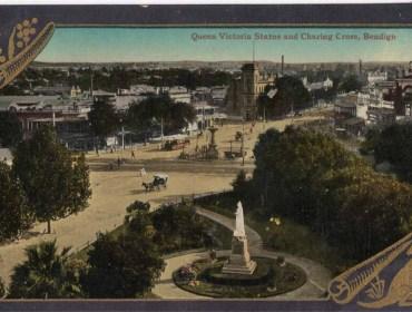 Lost Bendigo Photos - 'Bendigo Historical Society'