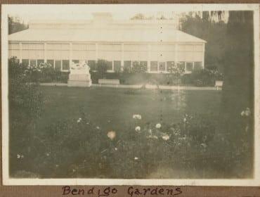 Lost Bendigo Photos - Albert Arnell 1902-1968, photographer.