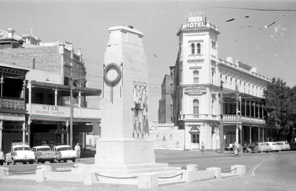 Historical Photos of Bendigo