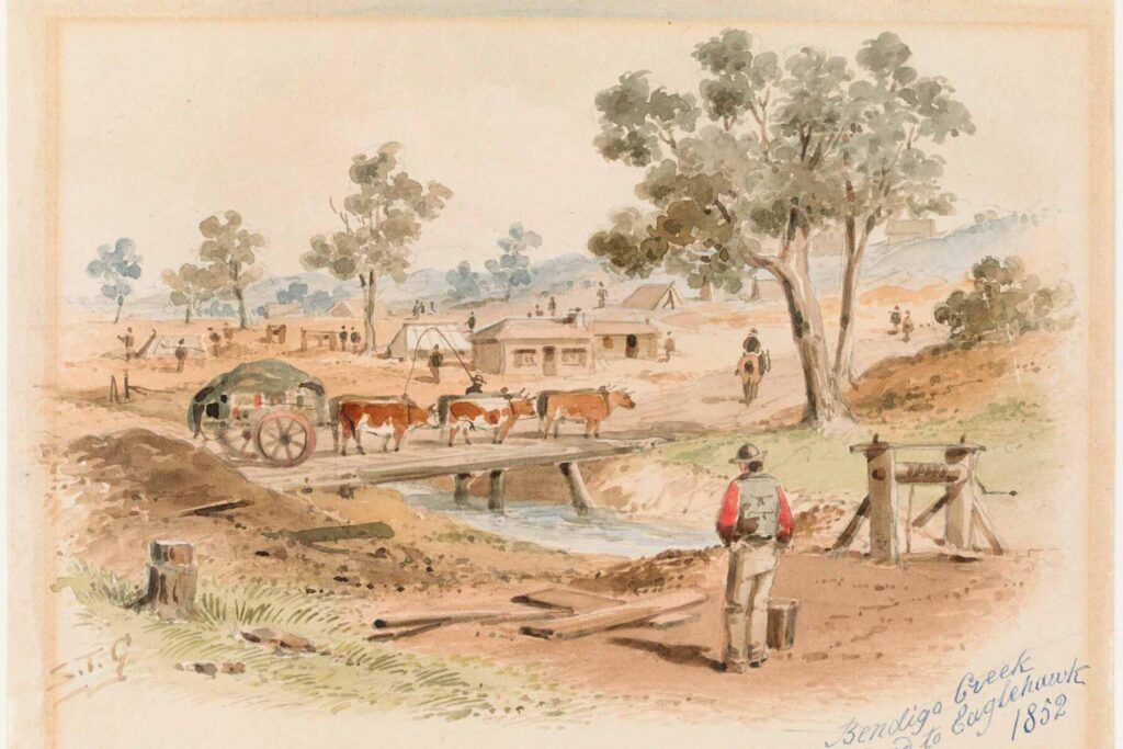 Historical Photo Gallery Bendigo