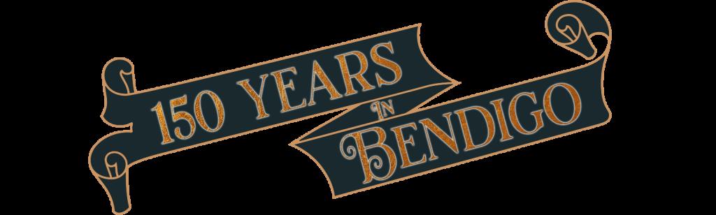 150 years in bendigo
